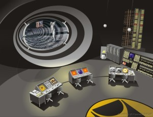 Image from the Kenneth Netzel Gallery on the Irwin Allen News Network
